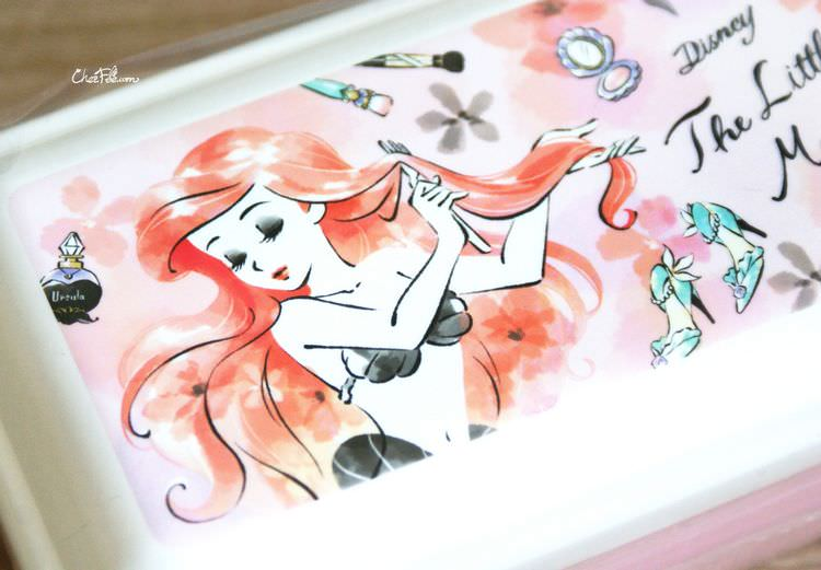 boutique kawaii shop chezfee cuisine disney japan ariel bento makeup 2