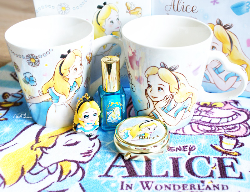 boutique kawaii shop chezfee disney japan wonderland alice pays merveilles 1s