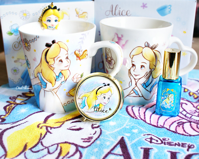 boutique kawaii shop chezfee disney japan wonderland alice pays merveilles 2s