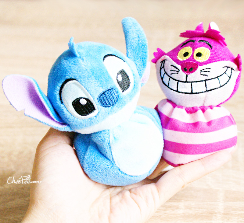 boutique kawaii shop chezfee france disney japan tedama peluche tsumtsum mochi stitch cheshir chat 1