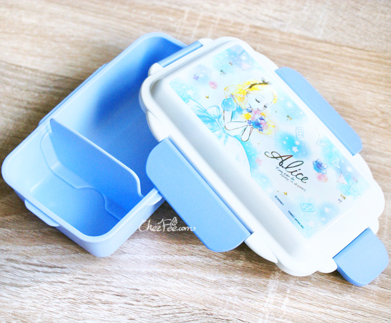 boutique kawaii shop chezfee disney japan boite bento alice wonderland pays merveilles 2