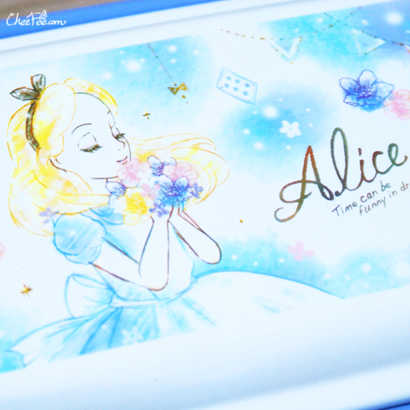 boutique kawaii shop chezfee disney japan boite bento alice wonderland pays merveilles 3