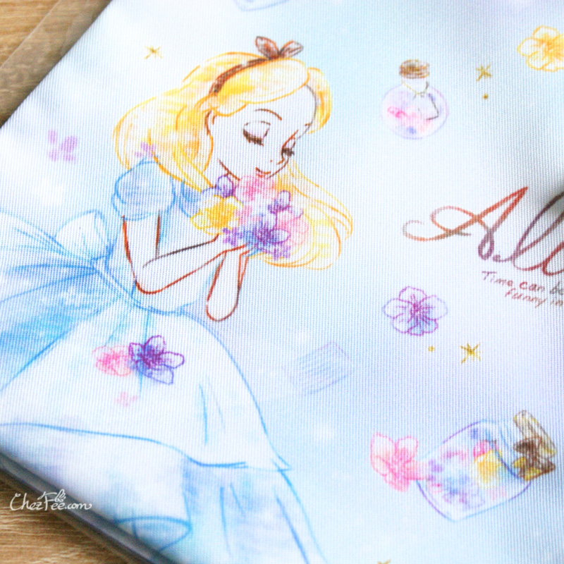 boutique kawaii shop chezfee disney japan pochon sac vrac alice wonderland pays merveilles 3