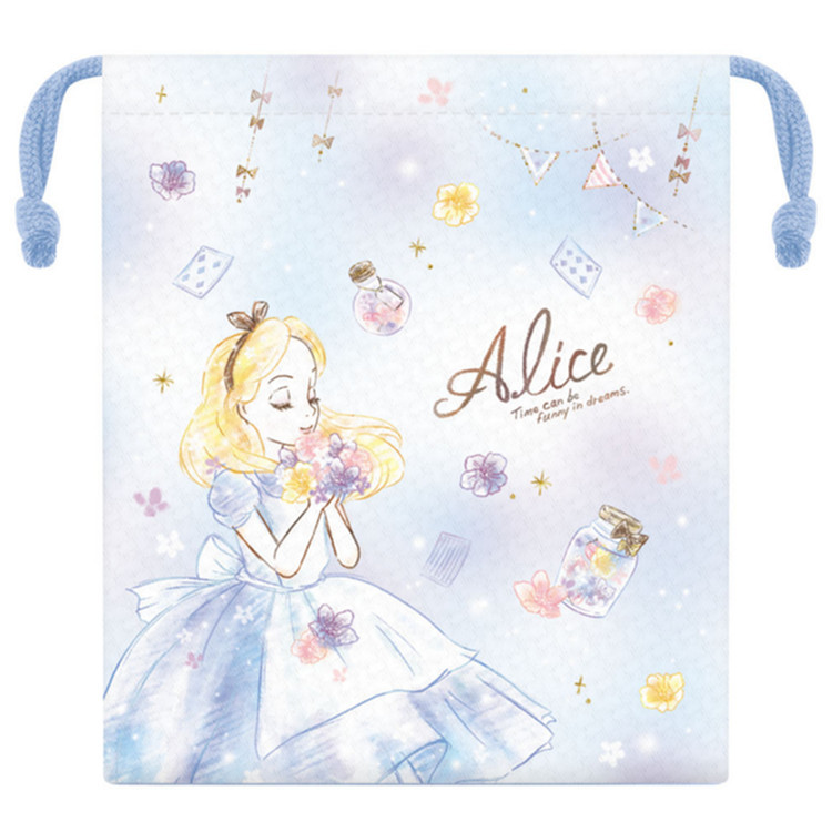 boutique kawaii shop chezfee disney japan pochon sac vrac alice wonderland pays merveilles 4