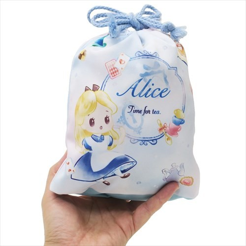 boutique kawaii shop chezfee disney japan pochon sac vrac alice wonderland pays merveilles chibi 5