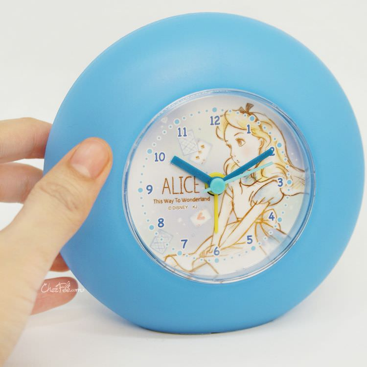 boutique kawaii shop france japonais chezfee disney japan alice wonderland horloge rond 4