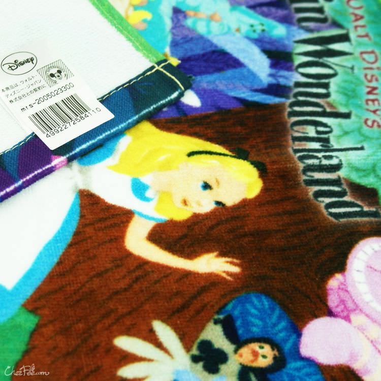 boutique kawaii shop france japonais chezfee disney japan alice wonderland serviette 3