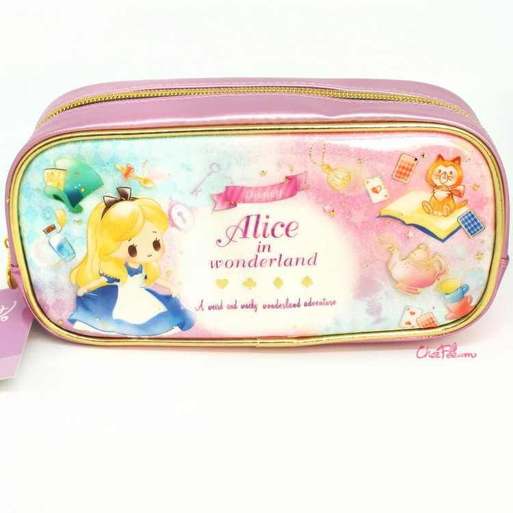 boutique kawaii shop france japonais chezfee disney japan alice wonderland trousse chibi 1