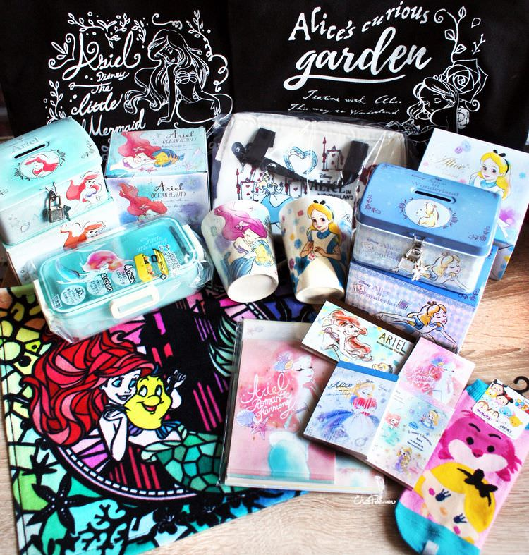 boutique kawaii shop chezfee france japonais disney alice ariel 3
