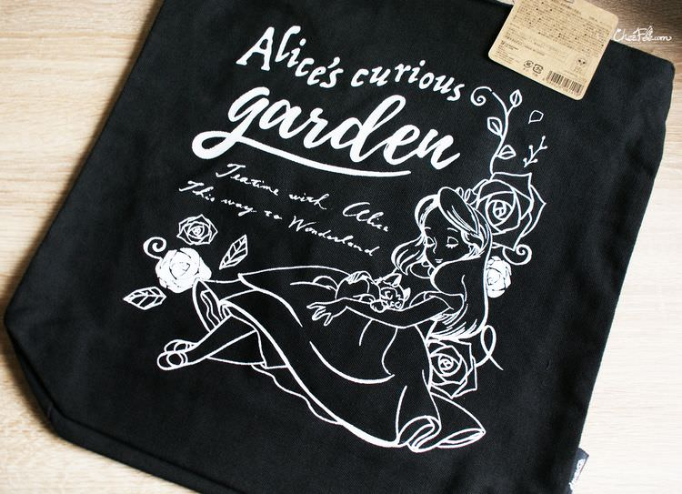boutique kawaii shop chezfee france japonais disney alice tote bag sac 1