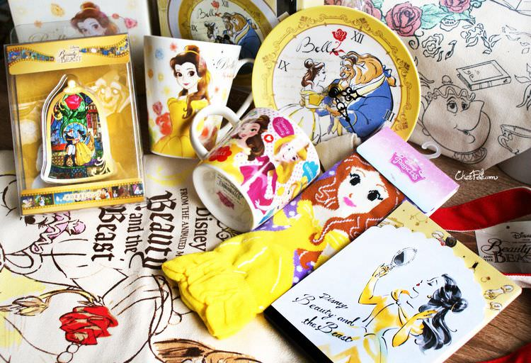 boutique kawaii shop france chezfee disney japan belle bete idee cadeau fleurs 2