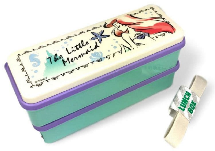 boutique kawaii shop france chezfee disney japan boite dejeuner bento ariel sirene 1