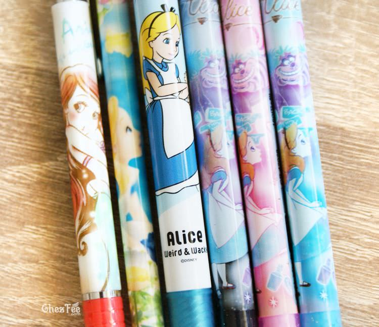 boutique kawaii shop disney japan chezfee com stylo alice pays merveilles ariel 2