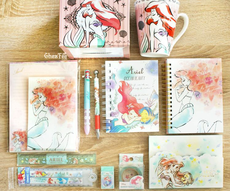 boutique kawaii shop france disney japan ariel mermaid sirene 1