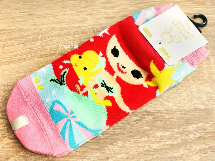 boutique kawaii shop cute chezfee disney japan chaussettes ariel sirene 2
