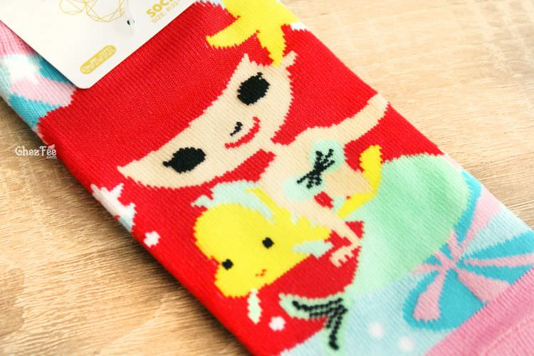 boutique kawaii shop cute chezfee disney japan chaussettes ariel sirene 3