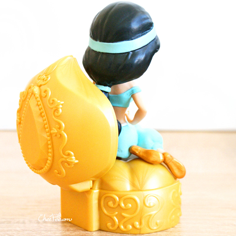 boutique kawaii shop chezfee gashapon figurine disney princesses posket heroine doll jasmine 5