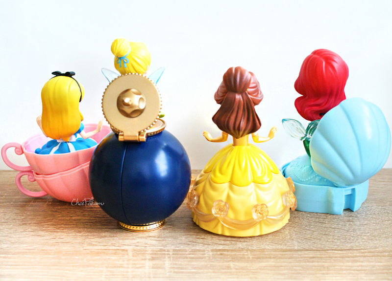 boutique kawaii shop chezfee gashapon figurine disney princesses posket heroine doll filles 4