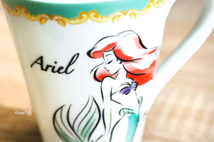 boutique kawaii shop chezfee disney japan authentique mug ariel elegant 3