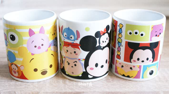 boutique kawaii shop chezfee tsumtsum disney mug 4