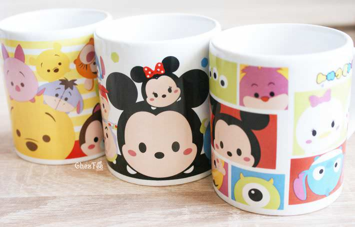 boutique kawaii shop chezfee tsumtsum disney mug 6