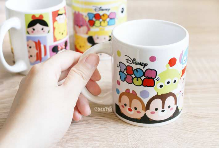 boutique kawaii shop chezfee tsumtsum disney mug 8