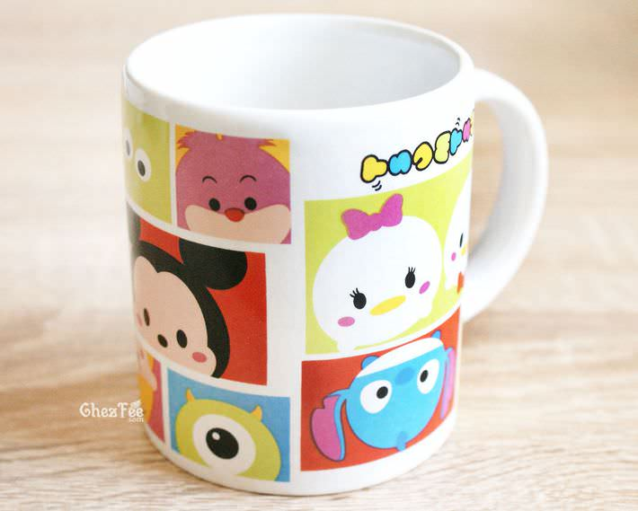 boutique kawaii shop chezfee tsumtsum disney mug carre1