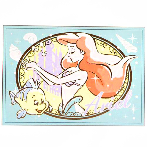 boutique kawaii shop chezfee france disney japan ariel sirene couverture polaire 1