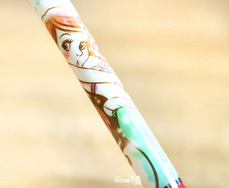boutique kawaii shop france disney japan ariel papeterie stylo bic portemine criterium 2