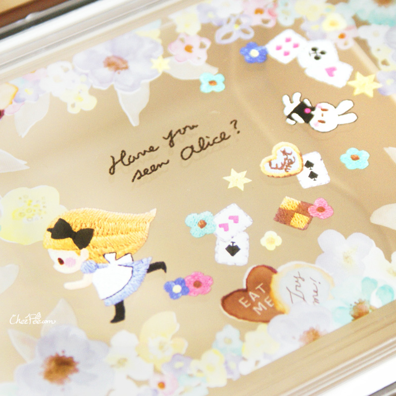 boutique kawaii shop france chezfee japonais fairytale alice in wonderland bento made in japan 4