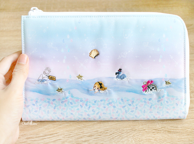 boutique kawaii shop france chezfee japonais fairytale alice in wonderland pochette cartes 5