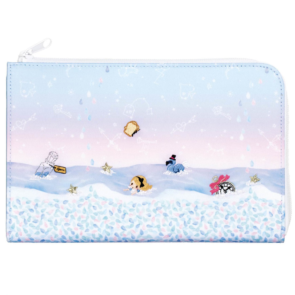 boutique kawaii shop france chezfee japonais fairytale alice in wonderland pochette cartes 6
