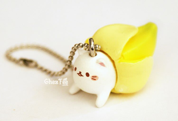 boutique kawaii shop cute gashapon japonais chat bananya allonge 1
