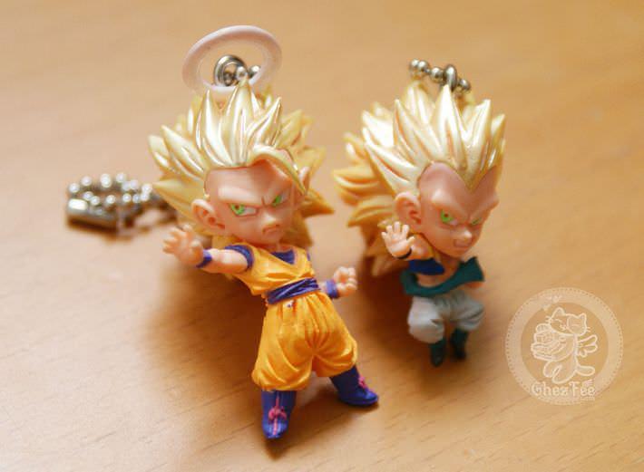 Promos Gashapon Kawaii Figurine Strap Chibi Personnage Manga