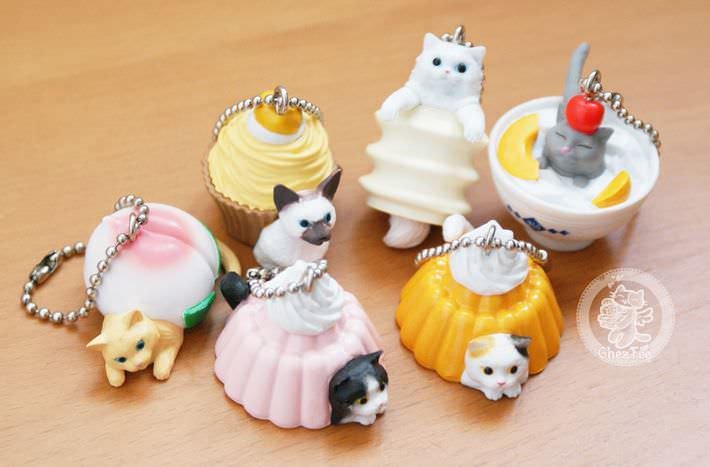 boutique kawaii shop chezfee com gachapon france straps porte clef neko cafe5