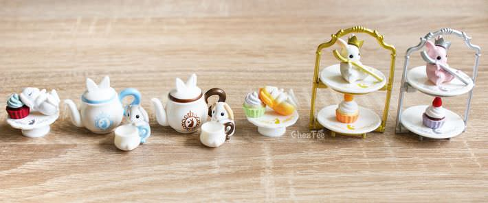 boutique kawaii authentique chezfee gashapon gachapon lapin patisserie2