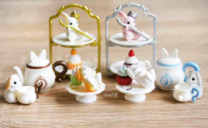 boutique kawaii authentique chezfee gashapon gachapon lapin patisserie3