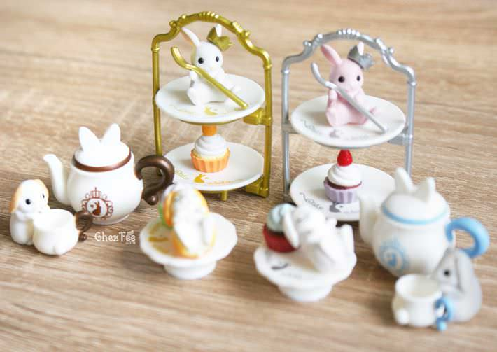 boutique kawaii authentique chezfee gashapon gachapon lapin patisserie4