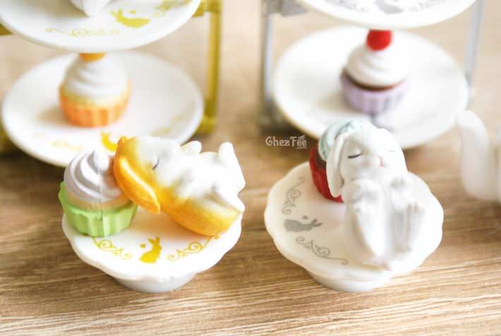 boutique kawaii authentique chezfee gashapon gachapon lapin patisserie7