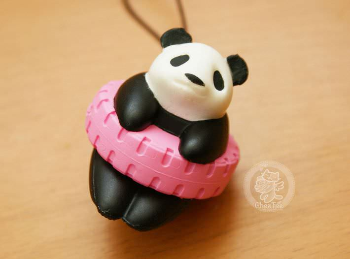 boutique kawaii shop france chezfee com gachapon strap porteclef panda squishy jouer1