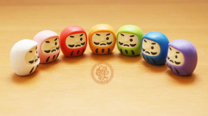 boutique kawaii shop france chezfee com cute papeterie gomme eraser iwako japan japon daruma2