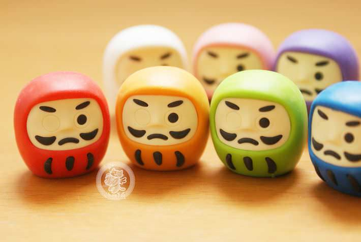 boutique kawaii shop france chezfee com cute papeterie gomme eraser iwako japan japon daruma4