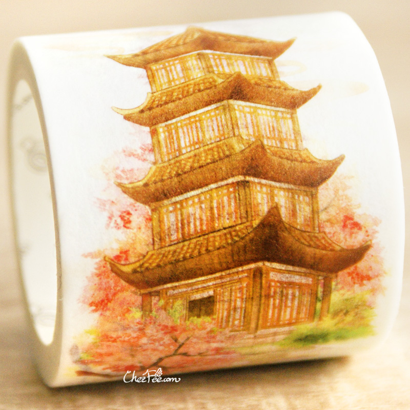 boutique kawaii shop chezfee fourniture papeterie washi masking tape tours 2