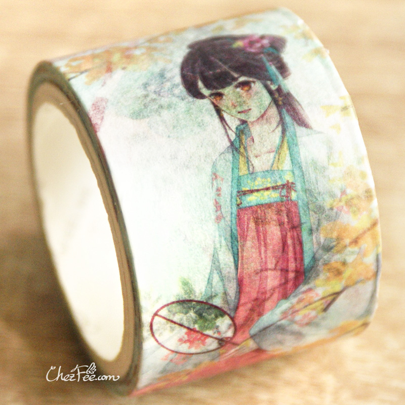 boutique kawaii shop chezfee fourniture papeterie washi masking tape vetement traditionnel chinois hanfu fraicheur 2