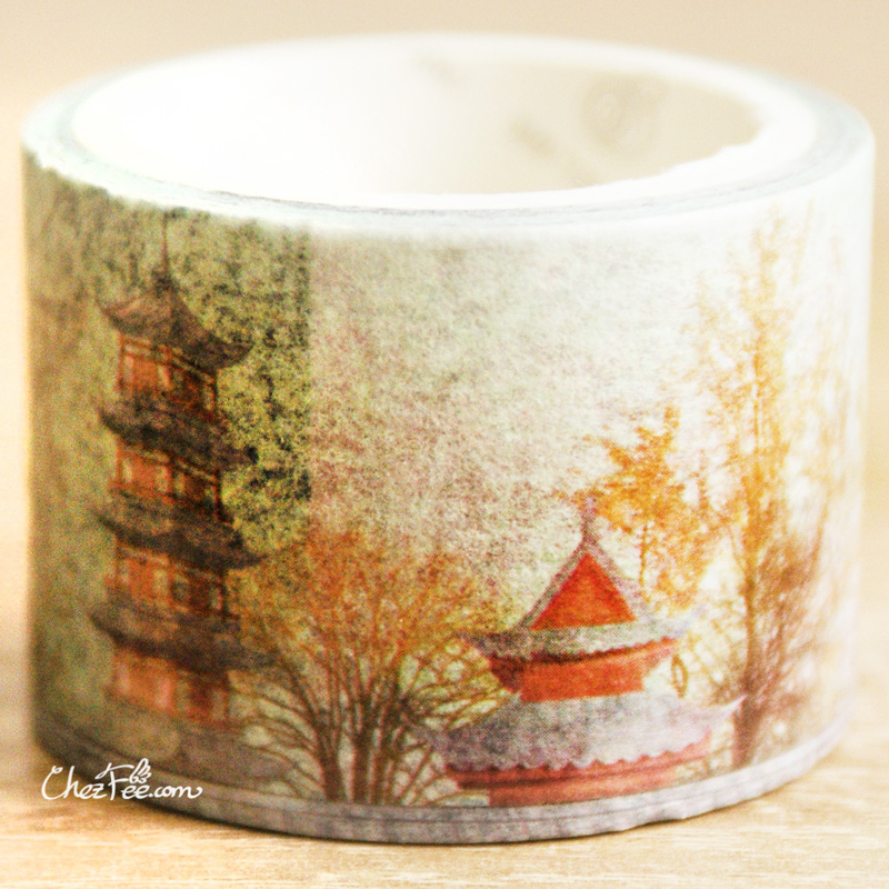 boutique kawaii shop chezfee fourniture papeterie washi masking tape ville ancienne 3