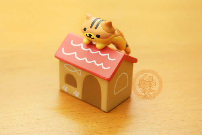 boutique kawaii shop france chezfee com gachapon japonais cat neko atsume figurine princess1