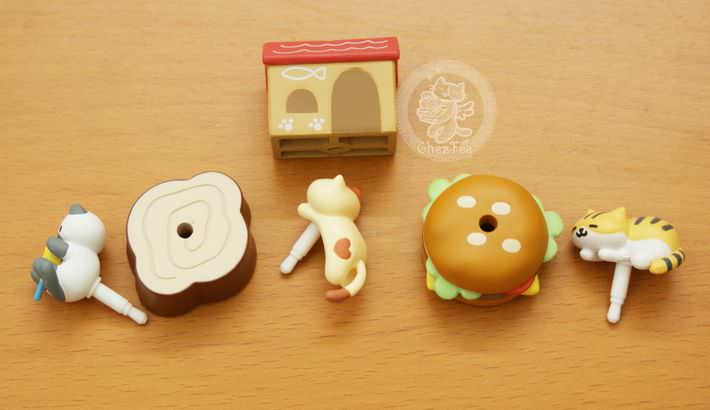 boutique kawaii shop france chezfee com gachapon japonais cat neko atsume figurine4