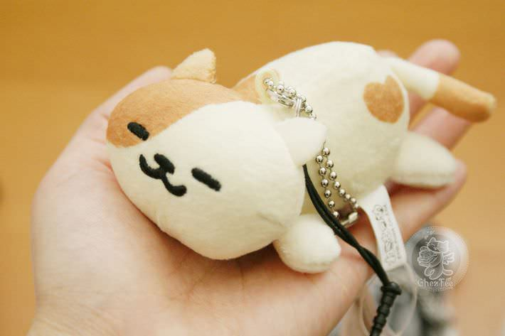 strap charm nettoyeur ecran mini peluche boutique kawaii shop cute france chezfee com neko atsume4