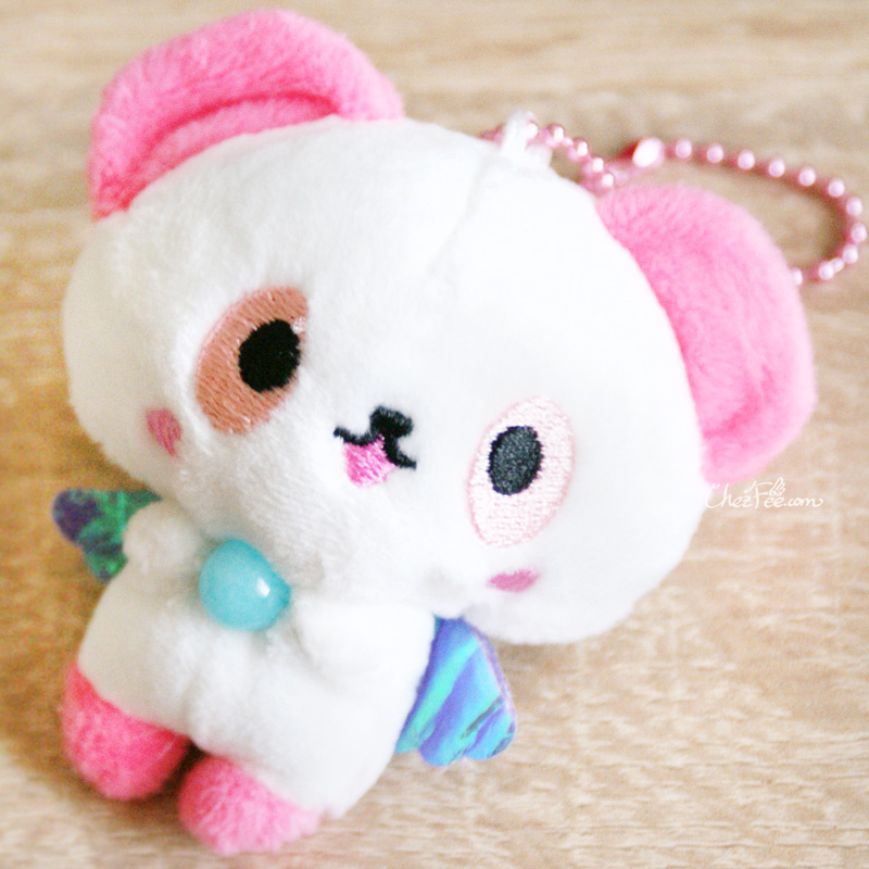 boutique kawaii shop chezfee peluche japonaise panda angel mignon rose