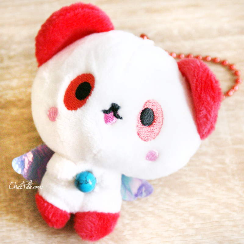 boutique kawaii shop chezfee peluche japonaise panda angel mignon rouge